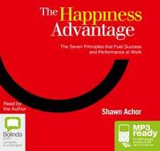Achor, S: The Happiness Advantage