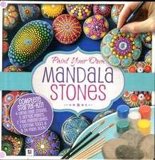 Paint Your Own Mandala Stones (Tuck Box)