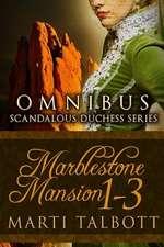 Marblestone Mansion, (Omnibus Books 1 - 3)