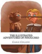 The Illustrated Adventures of Pinocchio