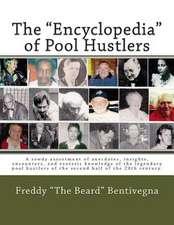 The Encyclopedia of Pool Hustlers