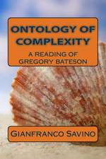 Ontology of Complexity