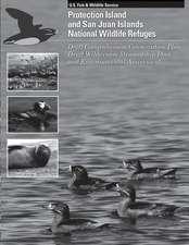 Protection Island and San Juan Islands National Wildlife Refuge