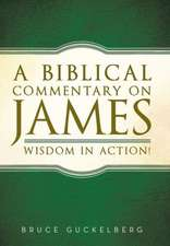 A Biblical Commentary on James