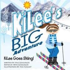 Kilee's Big Adventures, Kilee Goes Skiing