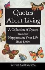 Quotes about Living