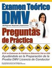Examen Teorico DMV - Preguntas de Practica