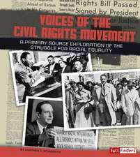 Voices of the Civil Rights Movement:  A Primary Source Exploration of the Struggle for Racial Equality