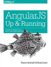 AngularJS –  Up and Running 2e