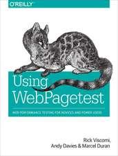Using WebPageTest