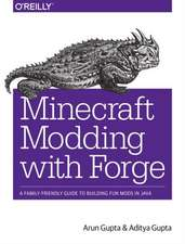Minecragt Modding with Forge