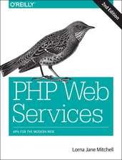 PHP Web Services 2e
