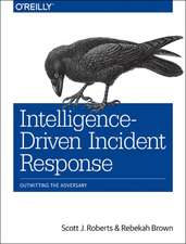 Intelligence–Driven Incident Response