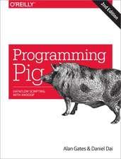 Programming Pig 2e