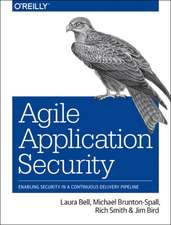 Agile Application Security
