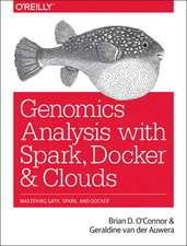 Genomics Analysis with Spark, Docker, and Clouds