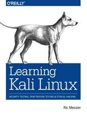 Learning Kali Linux