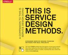 This is Service Design Doing Methods