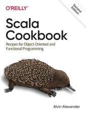 Scala Cookbook, 2E