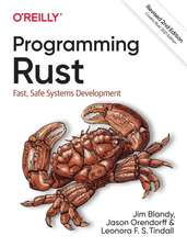 Programming Rust, 2e