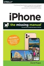 iPhone – The Missing Manual 13e