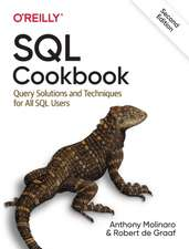 SQL Cookbook, 2E