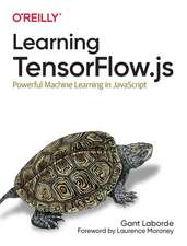 Learning Tensorflow.js