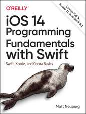 iOS 14 Programming Fundamentals with Swift
