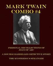 Mark Twain Combo #4