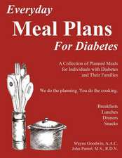 Everyday Meal Plans for Diabetes