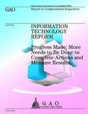 Information Technology Reform