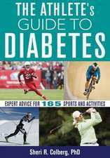 Athlete's Guide to Diabetes