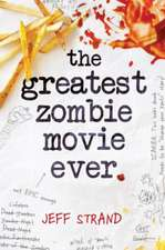 The Greatest Zombie Movie Ever:  A Christmas Adventure