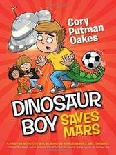Dinosaur Boy Saves Mars
