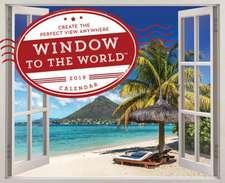 2019 Window to the World (TM) Wall Calendar