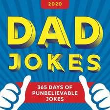 DAD JOKES BOXED CALENDAR 2020