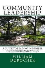 Community Leadership