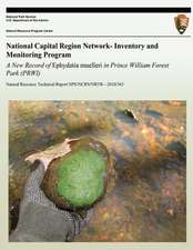 National Capital Region Network- Inventory and Monitoring Program