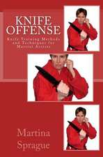 Knife Offense (Five Books in One)