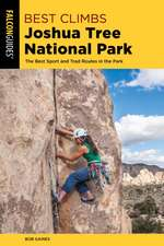 Best Climbs Joshua Tree National Park