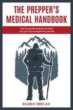 PREPPERS MEDICAL HANDBOOK