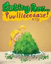 Eating Peas...