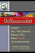 Oil Ventures 101