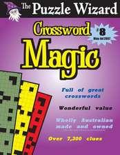 Crossword Magic No. 8