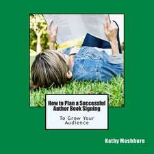 How to Plan a Successful Author Book Signing