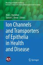 Ion Channels and Transporters of Epithelia in Health and Disease