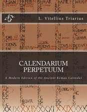 Calendarium Perpetuum