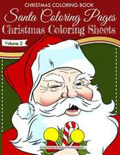 Christmas Coloring Book, Volume 2