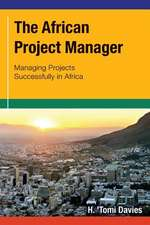 The African Project Manager