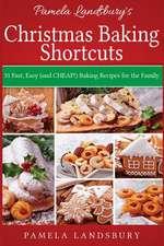Pamela Landsbury's Christmas Baking Shortcuts